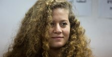 Palestinian Tamimi sentenced to 8-months in prison
