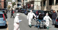 Italy's tiny town, spared by virus, attracts scientists