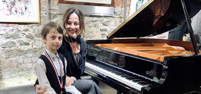 YOUNG TURKISH PIANISTS WIN INTERNATIONAL MUSIC COMPETITION