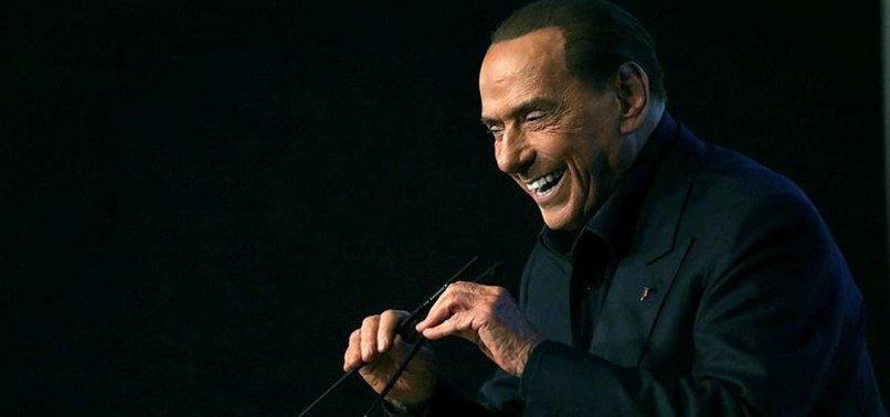 BERLUSCONI PROPOSES EU PARLIAMENT CHIEF TAJANI AS ITALIAN PREMIER