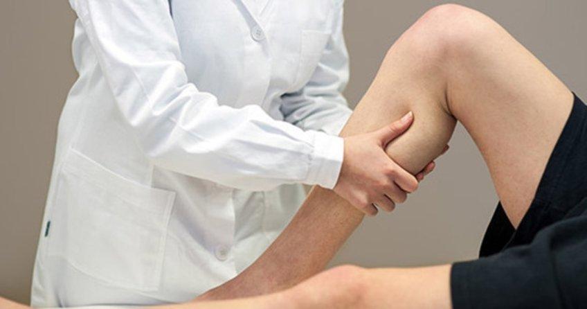 Bacak şişliğine kanı sulandıran ilaç tedavisi