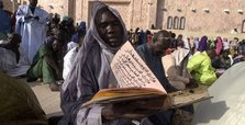 Millions of Sufi devotees converge in Senegal's Touba