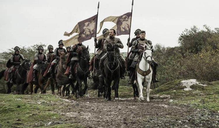 Game of Thrones'un sezon finalinin fotoğrafları