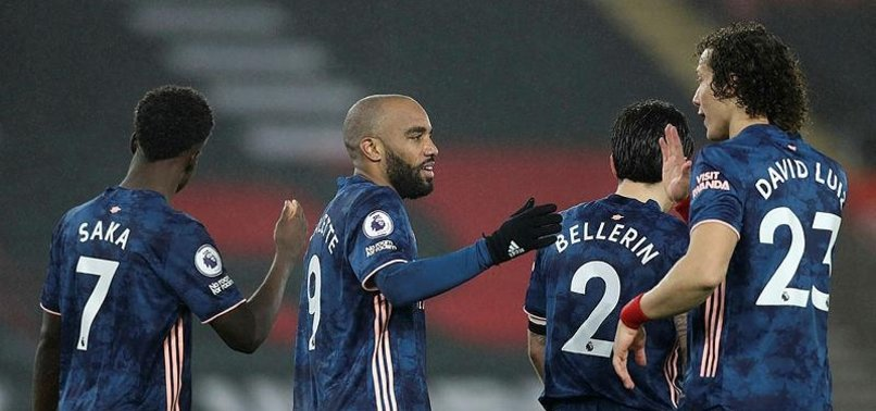 ARSENAL BOUNCE BACK FROM FA CUP DEFEAT TO BEAT SOUTHAMPTON