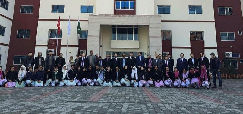 TURKEY TAKES OVER MORE FETO-LINKED SCHOOLS IN PAKISTAN