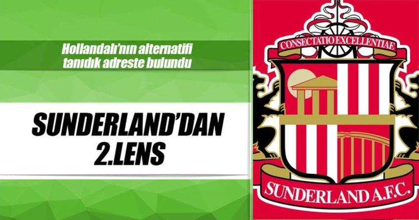 Sunderland'den 2. Lens