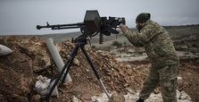 Free Syrian Army deployed on Syria-Turkey border