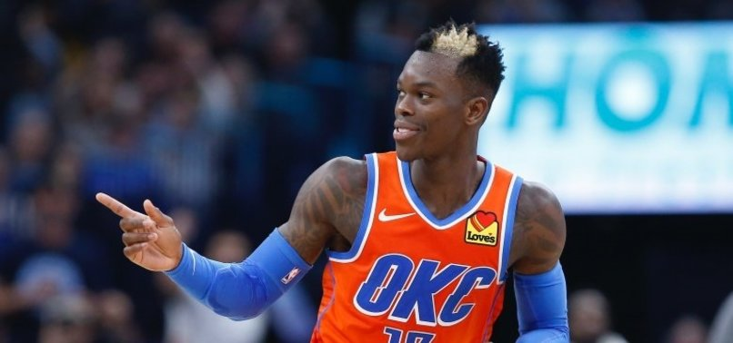 LAKERS AGREE IN PRINCIPLE TO ACQUIRE DENNIS SCHRODER