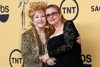 Hollywood legend Debbie Reynolds, who sang and danced her way into the hearts of millions of moviegoers around the world in musicals like