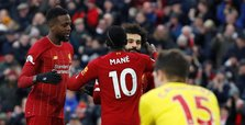 Salah punishes Watford to open up 11-point Liverpool lead
