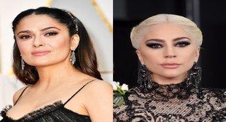 Salma Hayekten Lady Gaganın House of Gucci Performansına Övgü
