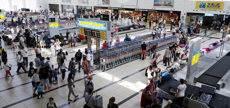TURKISH AIRPORTS SERVE 140M+ AIR PASSENGERS IN JAN-AUG