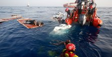 Over 1,400 died in Mediterranean Sea this year: IOM