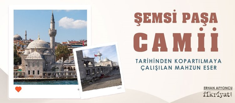 İstanbul'un en güzel camisine kıymayın