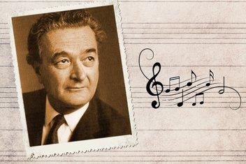 İlk Türk operasının bestecisi Ahmet Adnan Saygun