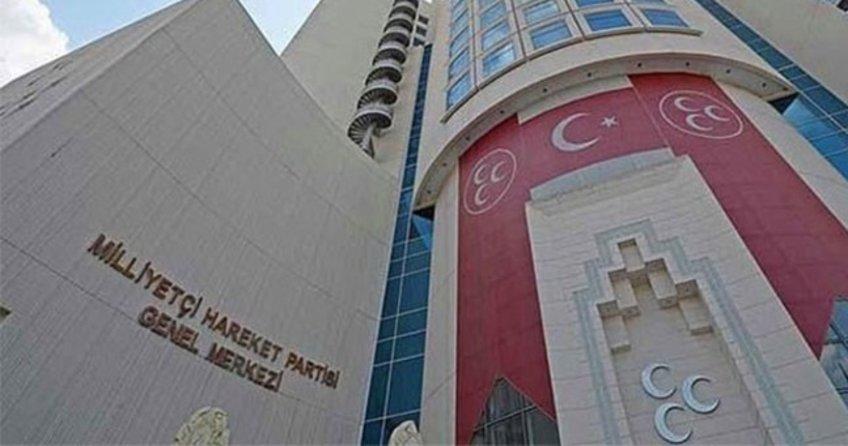 MHP Genel Merkezi yakınında silah sesleri