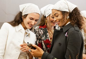 Dior ile Unesco Cinsiyet Eşitliği İçin Güçlerini Birleştiriyor