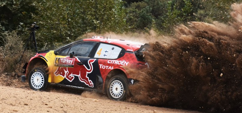 RALLY TURKEY DAY 2: LAPPI STORM CONTINUES