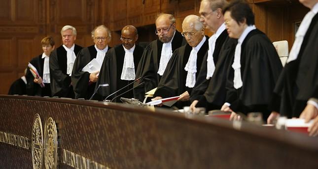 International court of justice essay