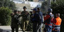 Israeli army storm Ramallah city in occupied West Bank