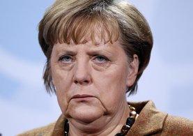 Merkel'den küstah sözler