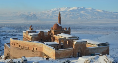 Located in the eastern end of Turkey, Ağrı's Doğubeyazıt district, Ishak Pasha Palace defies time for more than 200 years. The palace is one of the rare examples of Ottoman palace structures after...