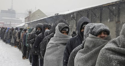 Europe's recent cold spell left refugees and migrants in dire conditions and governments must do more to help them rather than push them back from their borders and subject them to violence, the...
