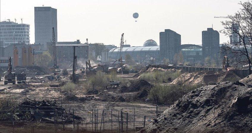 Berlin'de bomba tahliyesi