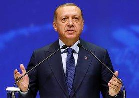 Cumhurbaşkanı Erdoğan'dan flaş Mescid-i Aksa mesajı