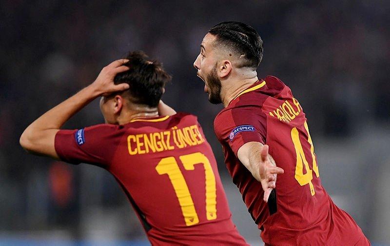 ROMA VE LİVERPOOL UEFA ŞAMPİYONLAR LİGİ'NDE YARI FİNALDE
