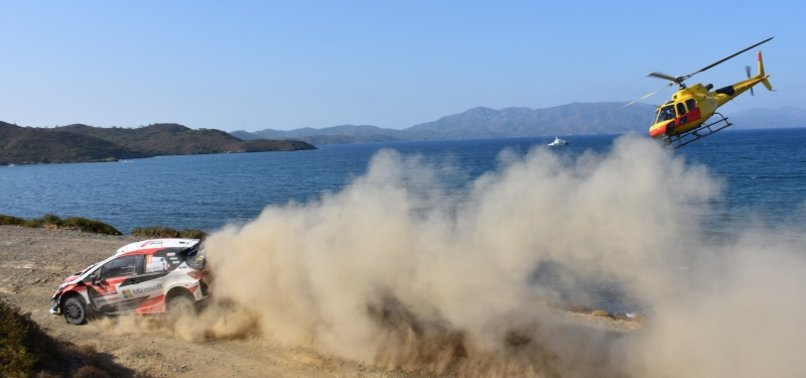 NEUVILLE LEADS RALLY TURKEY AT END OF DAY 2