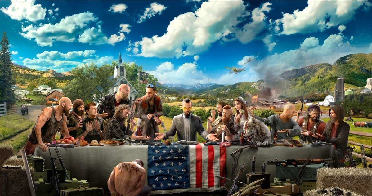 TAZE ÇIKTI: FAR CRY 5