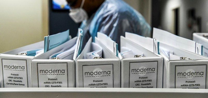 MODERNAS COVID-19 VACCINE WONT BE READY BY US ELECTION: REPORT
