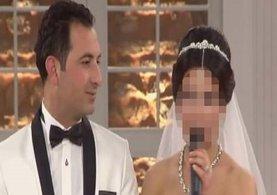 Evlendirme programına çıkan damat adayının feci sonu