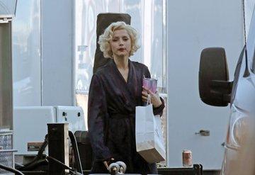 Bond kızı Ana de Armas, Marılyn Monroe oldu
