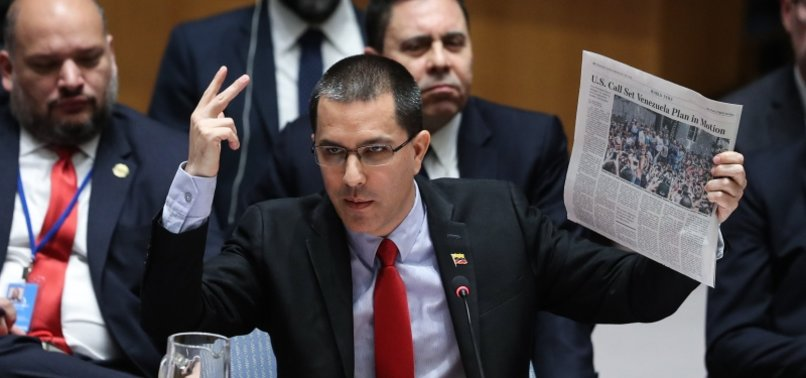 VENEZUELA SLAMS UK RULING BARRING ACCESS TO GOLD