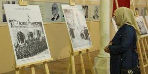 Beyrutta Osmanlı Döneminde Beyrut Vilayeti fotoğraf sergisi açıldı