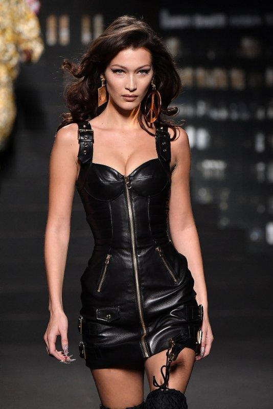 Victoria's Secret defilesi öncesi Bella Hadid'in buzdolabı!