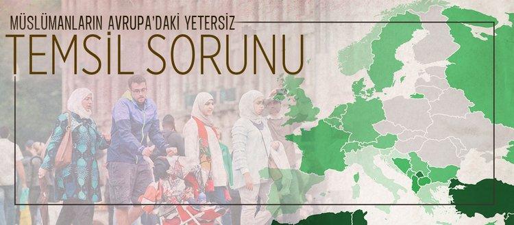 Dindar Müslümanların Avrupa'da siyasi olarak temsil edilmemeleri