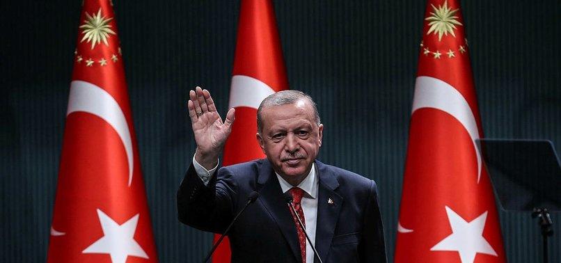TURKEY READY TO RESOLVE EASTERN MEDITERRANEAN ISSUE THROUGH DIALOGUE: ERDOĞAN