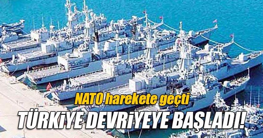 Aksaz NATO'ya üs olacak