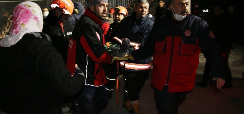 29 DEAD, 1,243 INJURED AS MAGNITUDE 6.8 QUAKE ROCKS EASTERN TURKEY