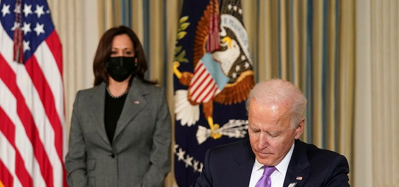 BIDEN, HARRIS DIRECTLY ENGAGED IN BUILDING SUPPORT FOR COVID-19 RECOVERY PLAN -WHITE HOUSE