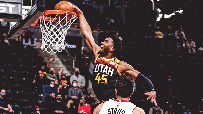 NBA'DE UTAH JAZZ SERİSİNİ 7 MAÇA ÇIKARDI
