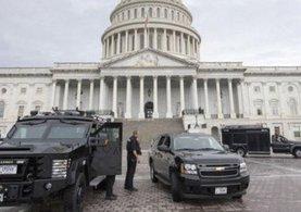 ABD'de Kongre binası yakınlarında silah sesleri duyuldu!