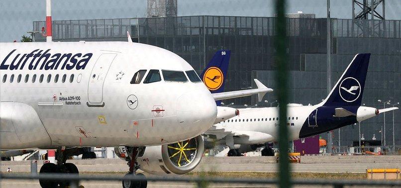 LUFTHANSA REPORTS 2-BILLION-EURO NET PROFIT LOSS IN FIRST QUARTER