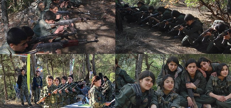 YPG/PKK FORCED RECRUITMENT OF CHILDREN: RIGHTS REPORTS