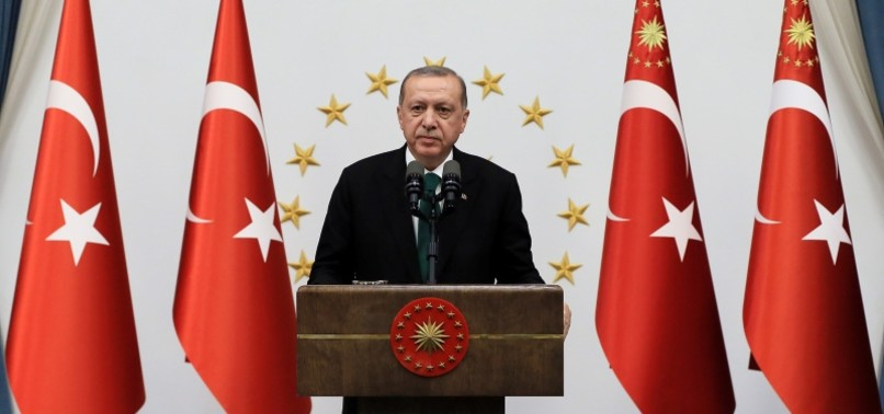 UN COLLAPSED IN FACE OF GAZA BLOODSHED BY ISRAEL, ERDOĞAN SAYS