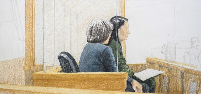 HUAWEI CFO FACES US FRAUD CHARGES RELATED TO IRAN SALES