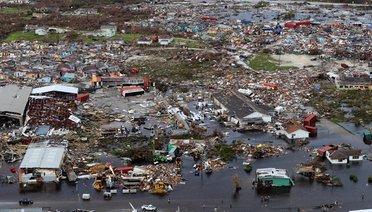 Dünyanın Gelmiş Geçmiş En Büyük Kasırgası